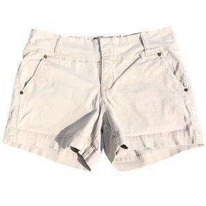 """one5one Khaki 10"""" High Rise Shorts Size 10"""
